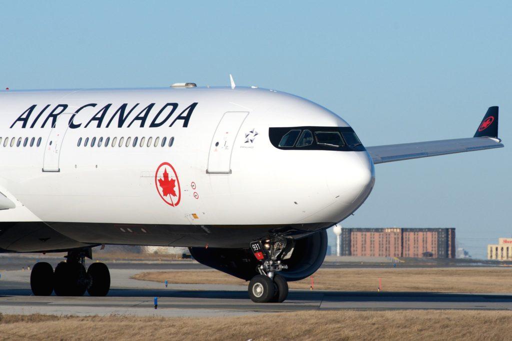 Air Canada Airbus A330-300 C-GFAF