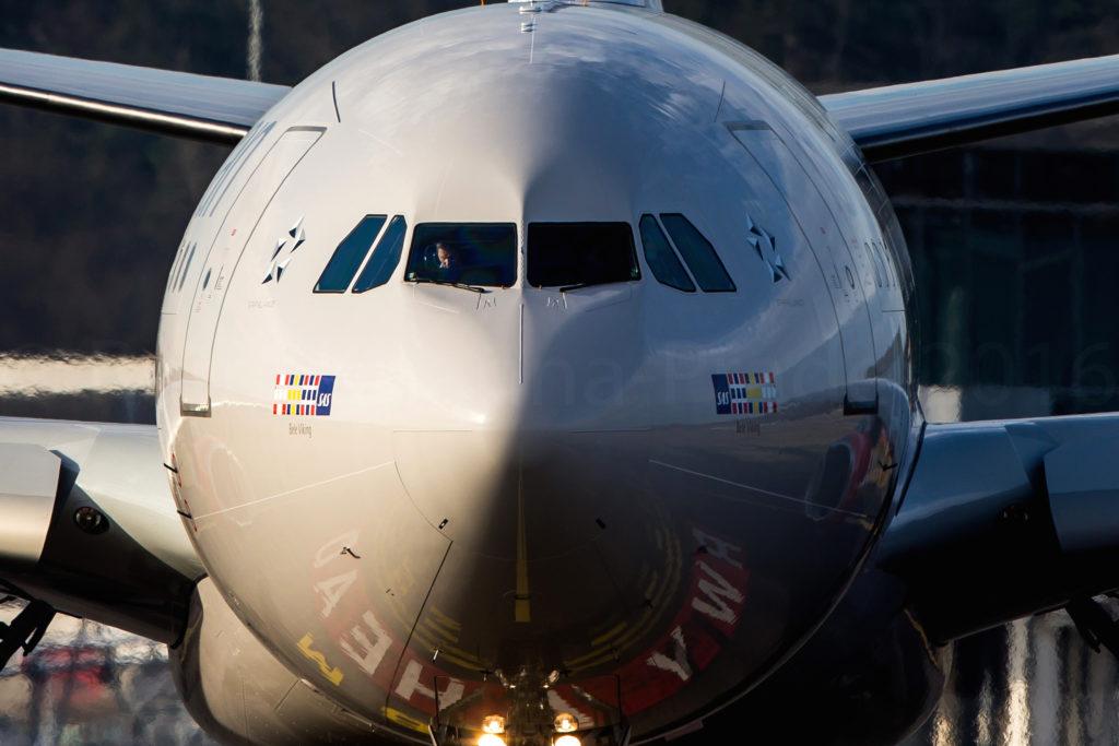 Scandinavian Airlines A330-343 MSN 1697 / LN-RKT