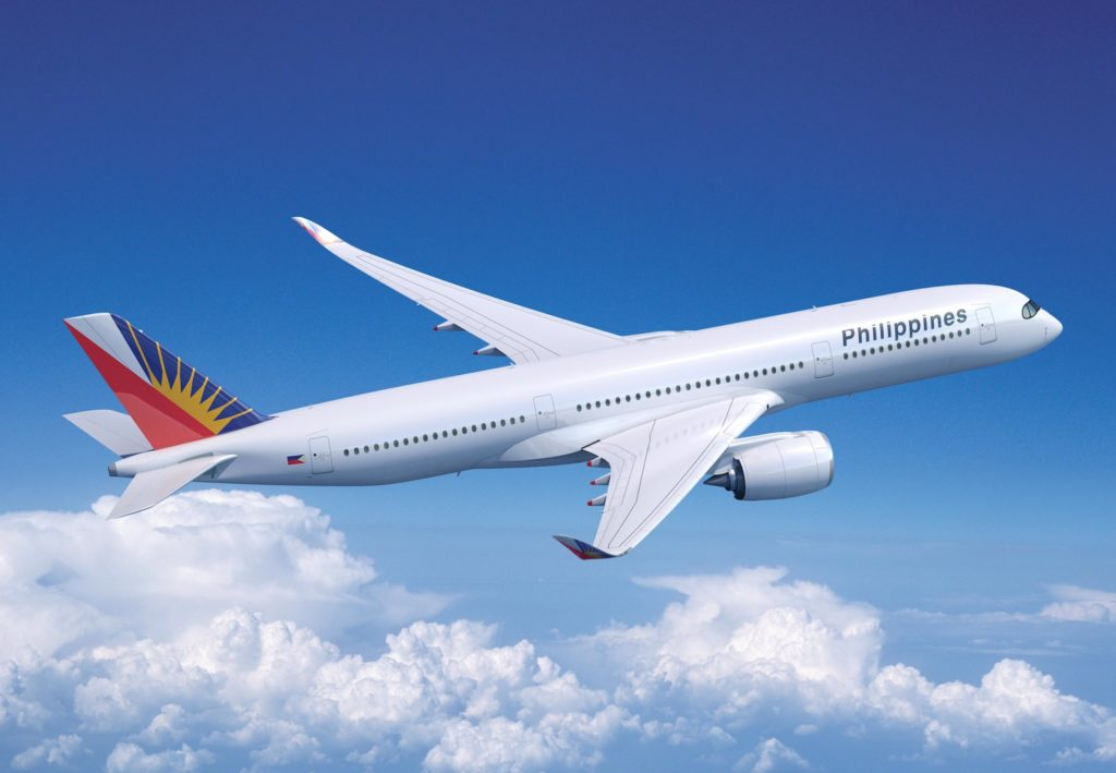 A350-900 Philippine Airlines