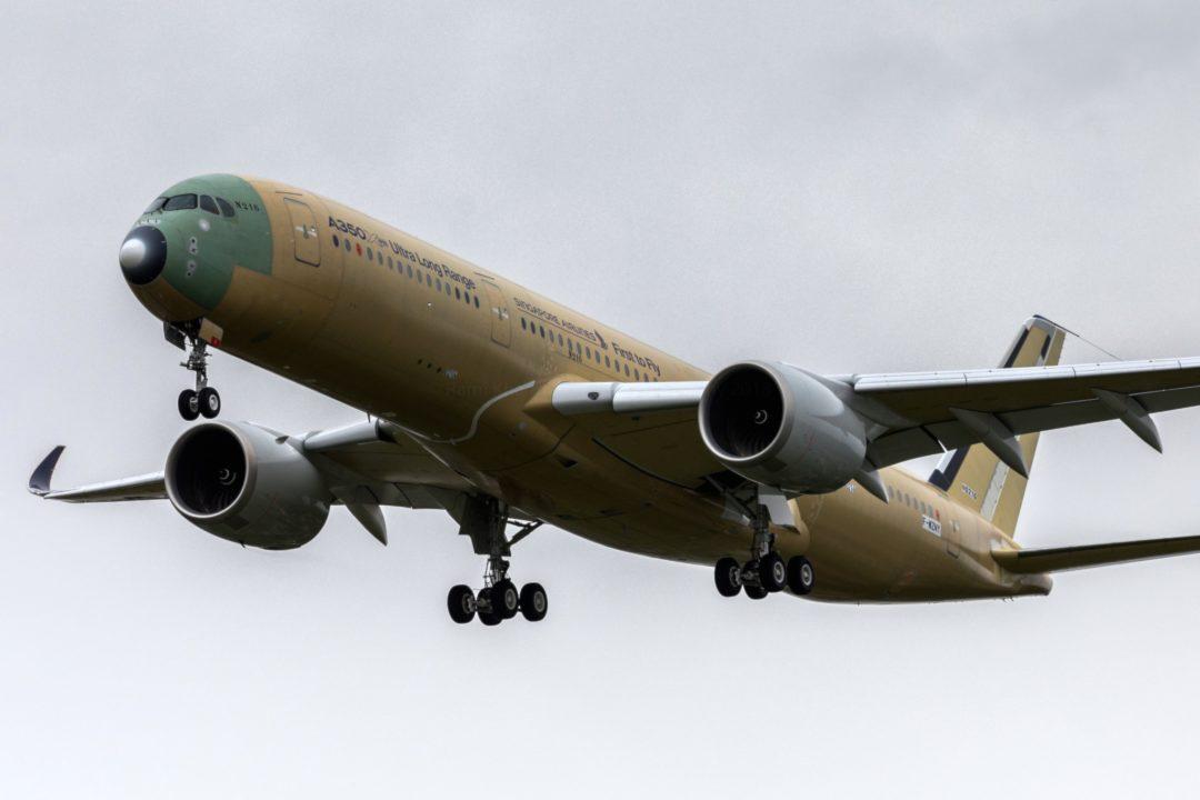 A350-941 ULR MSN 216