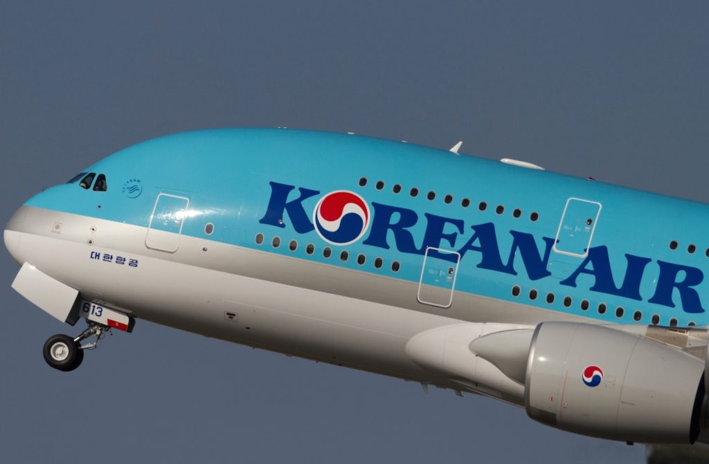 A380-861, Korean Air, F-WWAY, HL7613, (MSN 59)