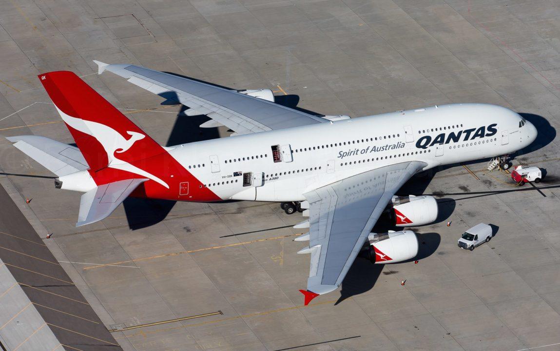 Qantas A380-842 VH-OQK / MSN 063