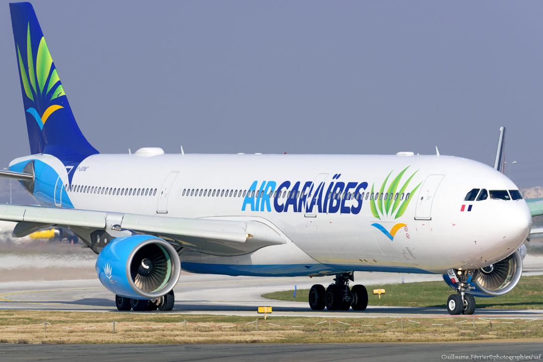 A330-300 Air Caraïbes F-OONE