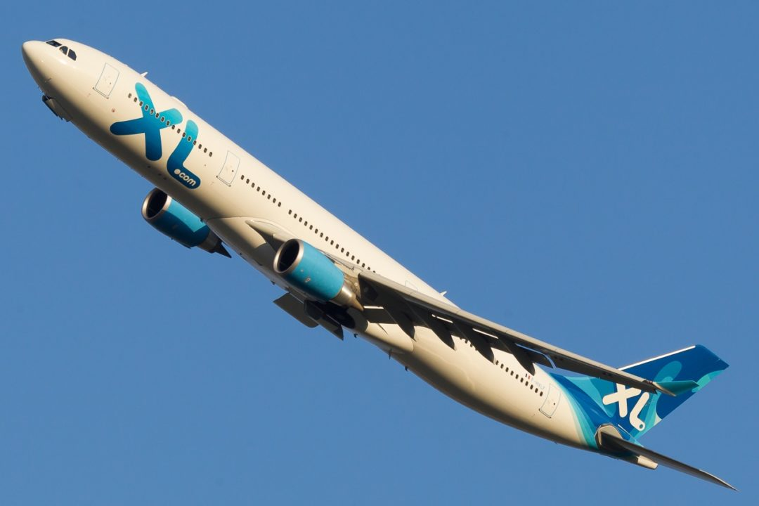 A330 XL Airways France au décollage