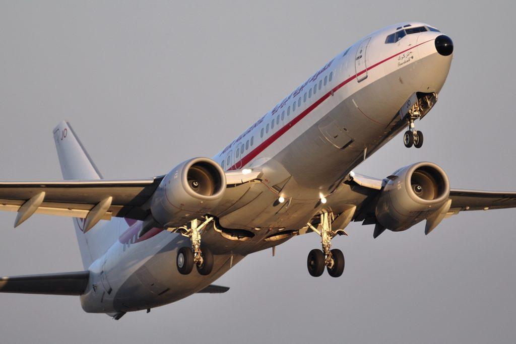 Air Algérie Boeing 737-800