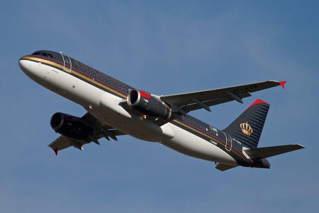 JY-AYR Royal Jordanian Airbus A320-232 - cn 4817