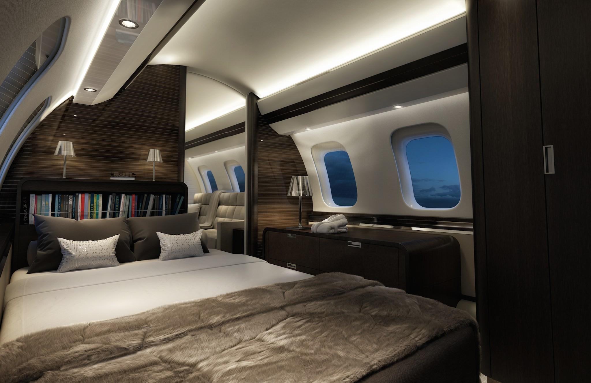 cabine Global 7500