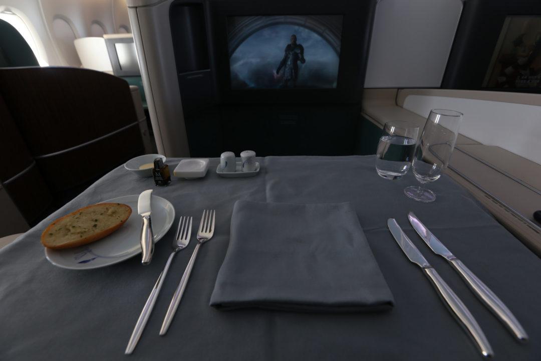 Service Première Classe Korean AIr