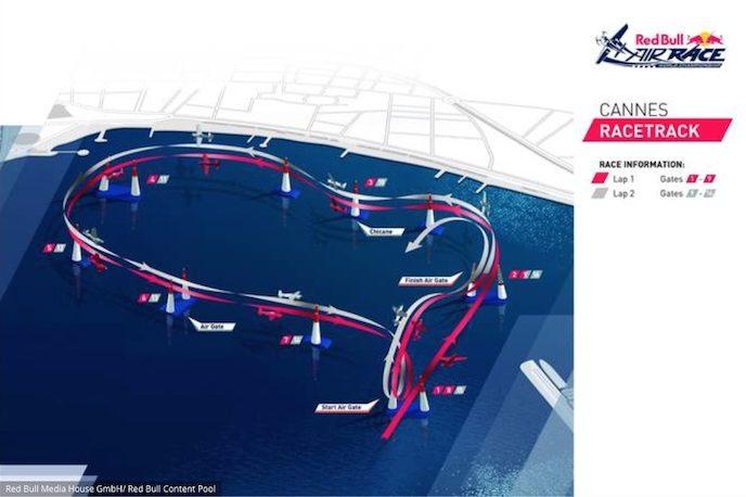 Le tracé du circuit