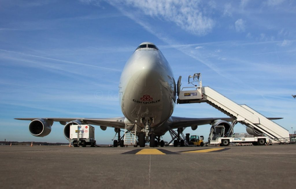 Boeing B748F Cargolux
