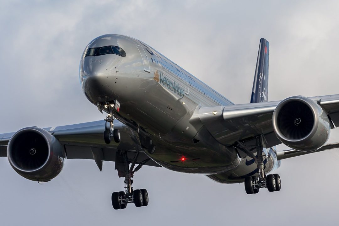st A350 Skyteam F-WZFN / MSN 197 / VN-A897
