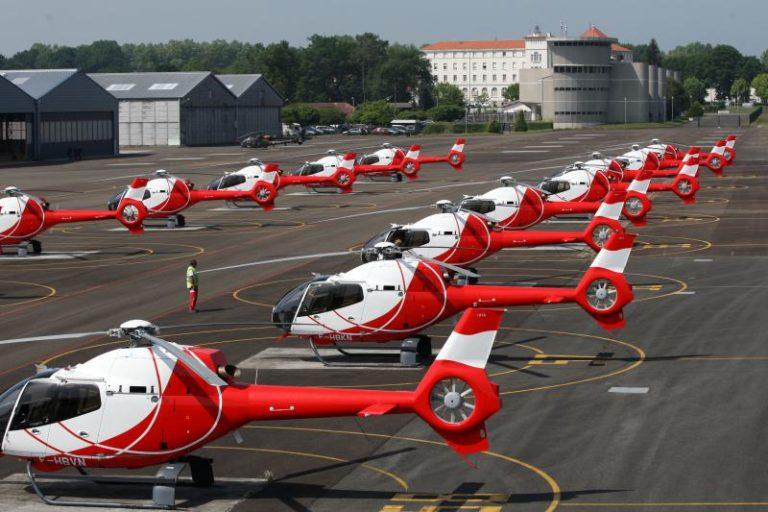 Flotte HeliDax Eurocopter EC120B