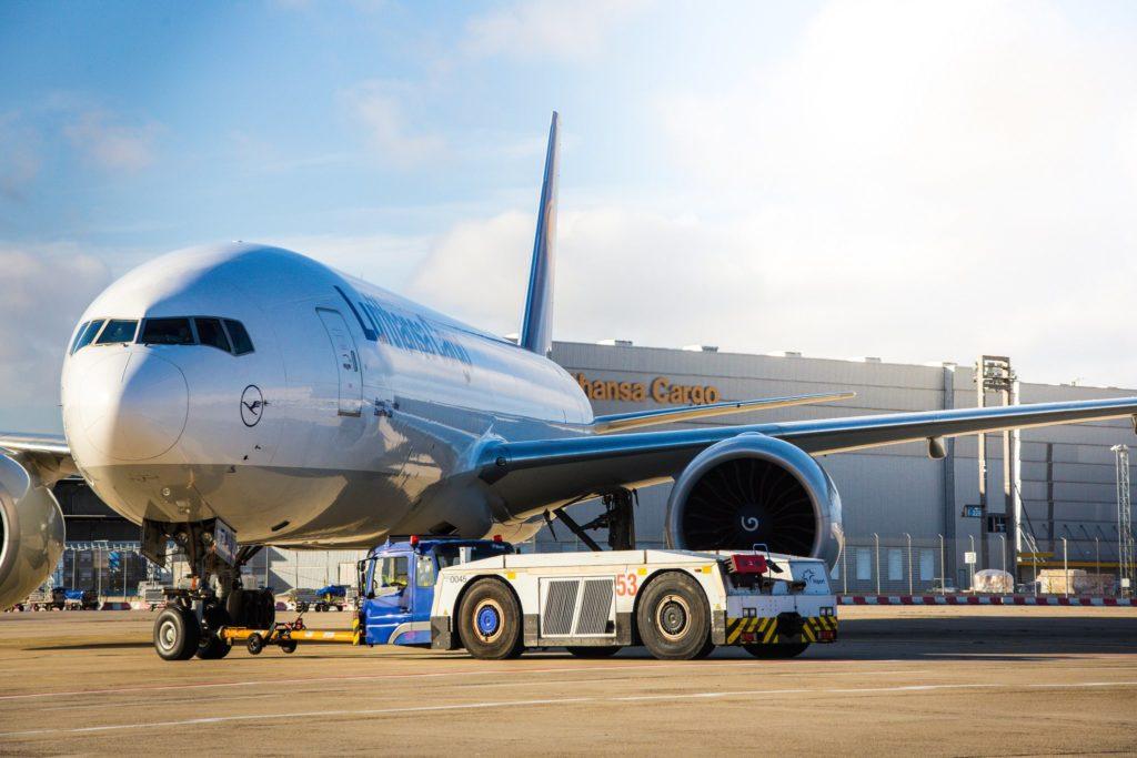 Boeing 777-FBT (B77L) Lufthansa Cargo D-ALFA