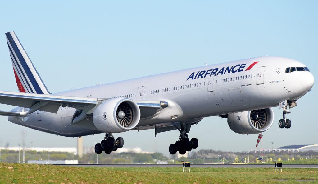 Boeing 777-300ER Air France