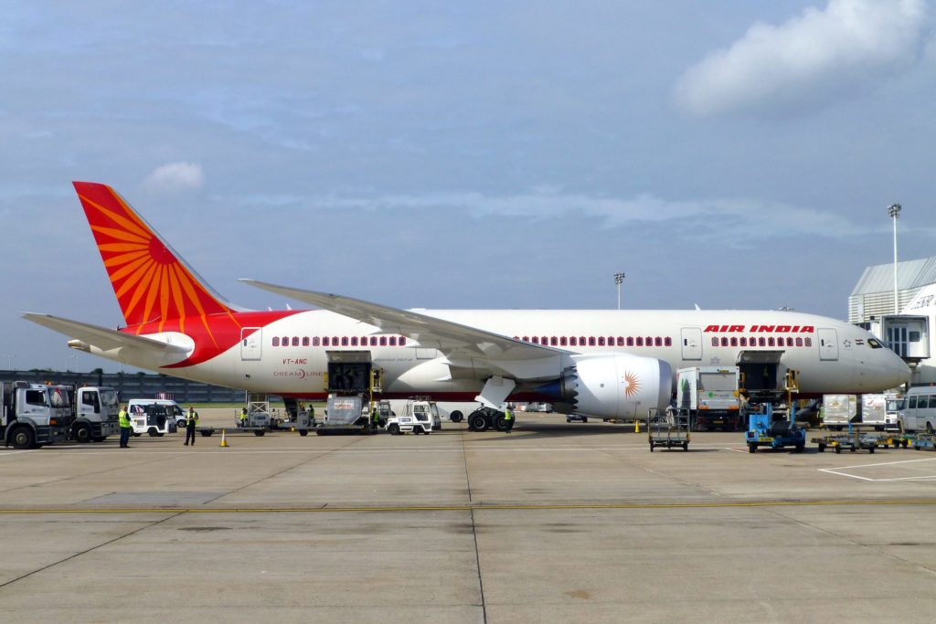 Boeing 787-8 Air India / VT-ANC