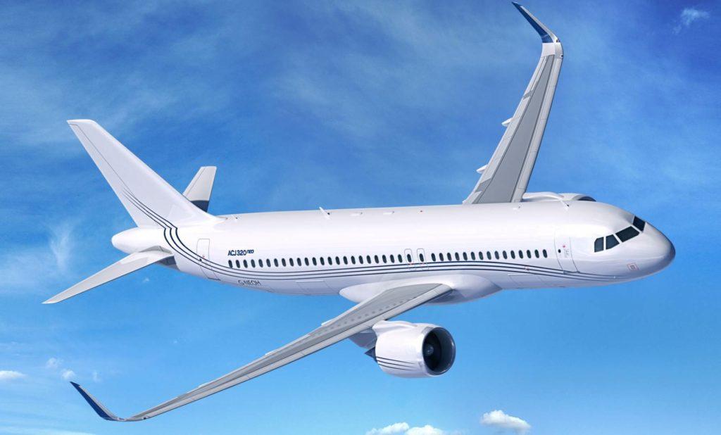 ACJA320neo - Airbus Corporate Jets