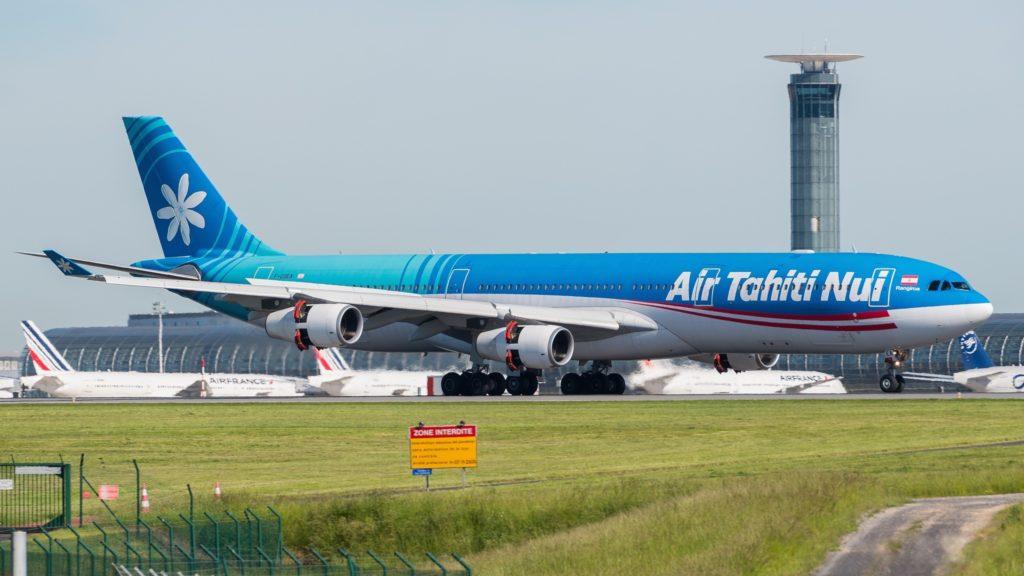 A340-300 AIR TAHITI NUI