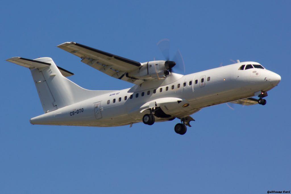 CS-DTO ATR 42 Airlinair Portugal