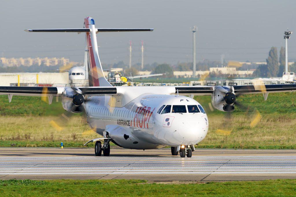 ATR42 Air France HOP!