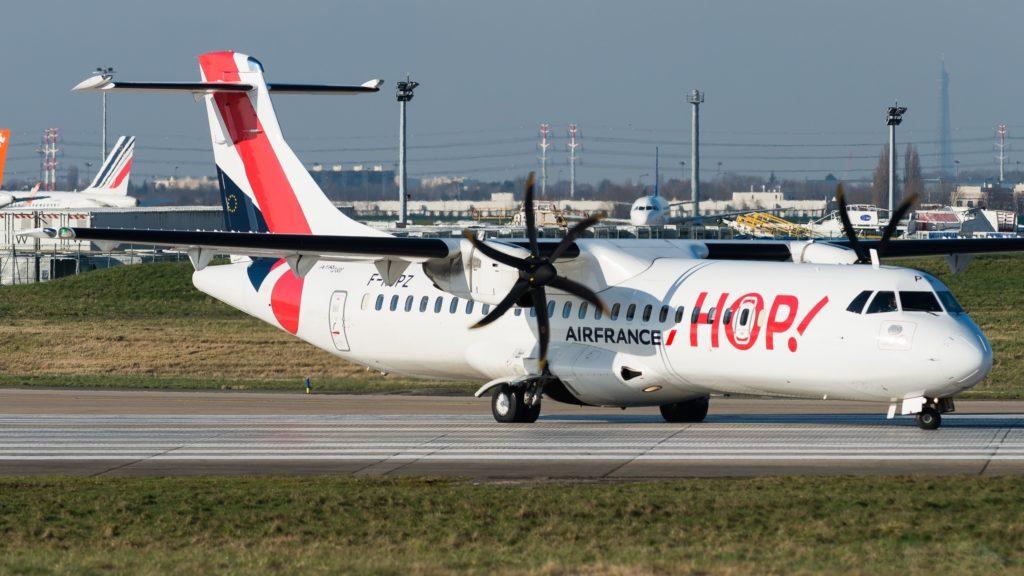 ATR 72-600 HOP! F-HOPZ