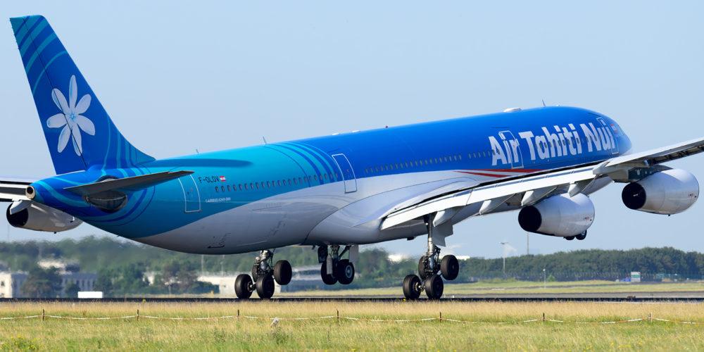 A343 AIR TAHITI NUI