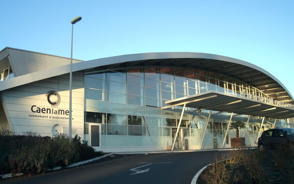 Aéroport de Caen-Carpiquet