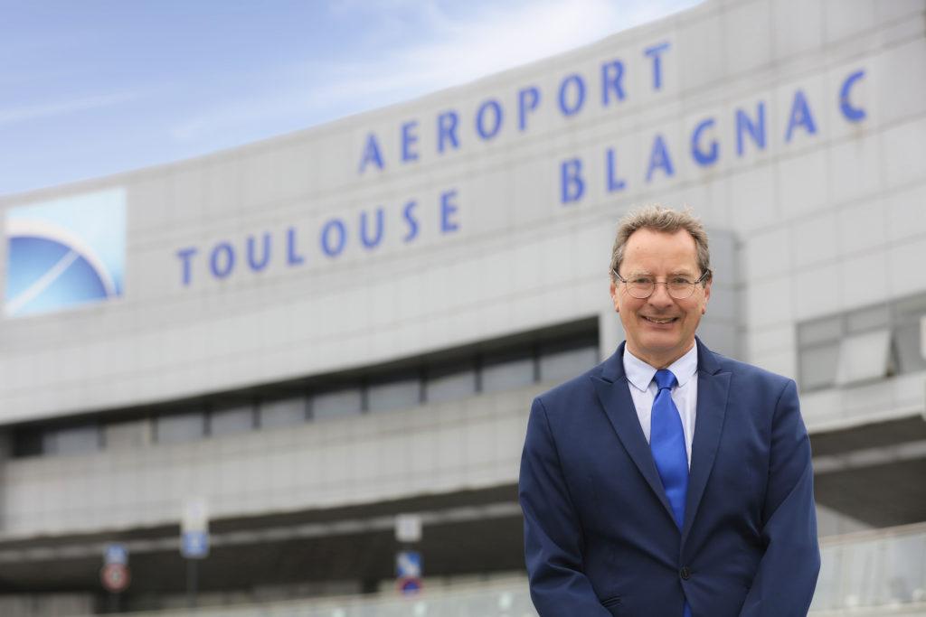Charles CHAMPION Président du Conseil de surveillance d'Aéropor