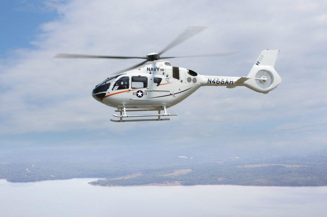 H135 US NAVY