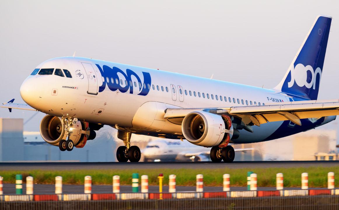 F-GKXN Airbus A320-214 Joon