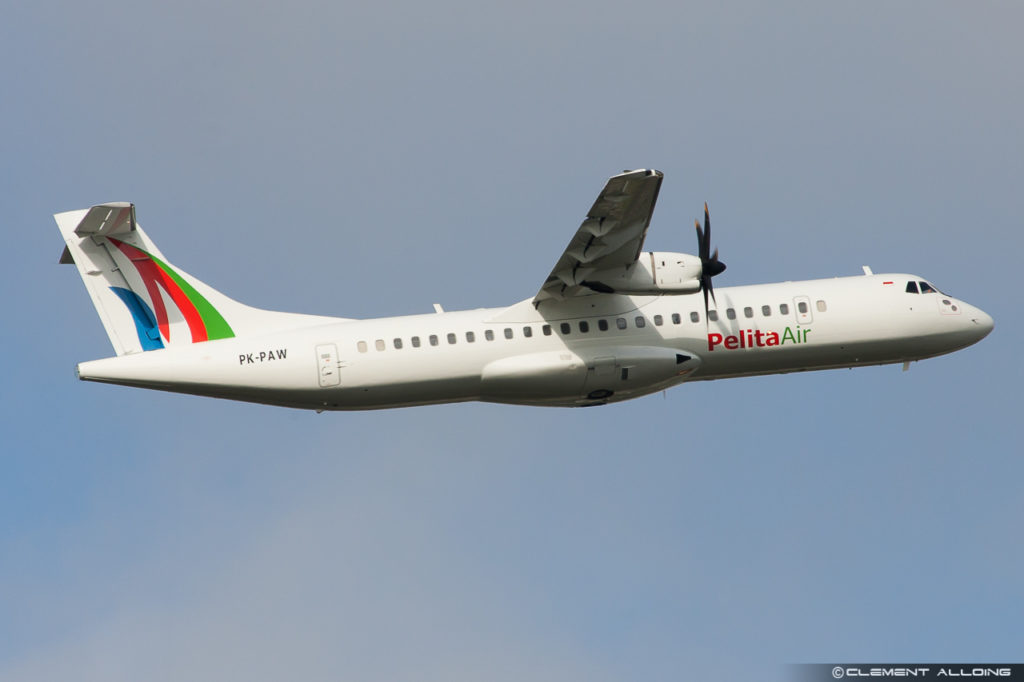 Pelita Air Service ATR ATR-72-600 (ATR-72-212A) PK-PAW cn 746