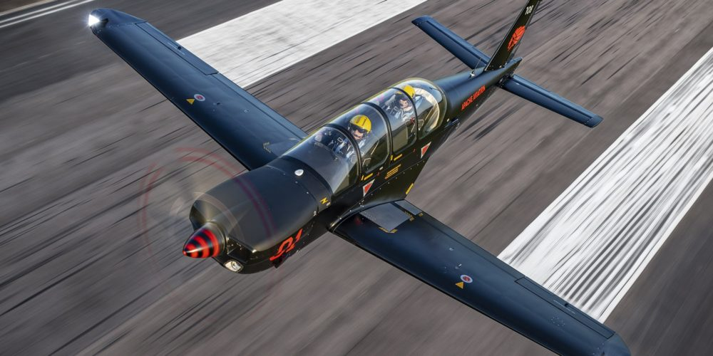 TB-30 Epsilon Apache Aviation Training & Services