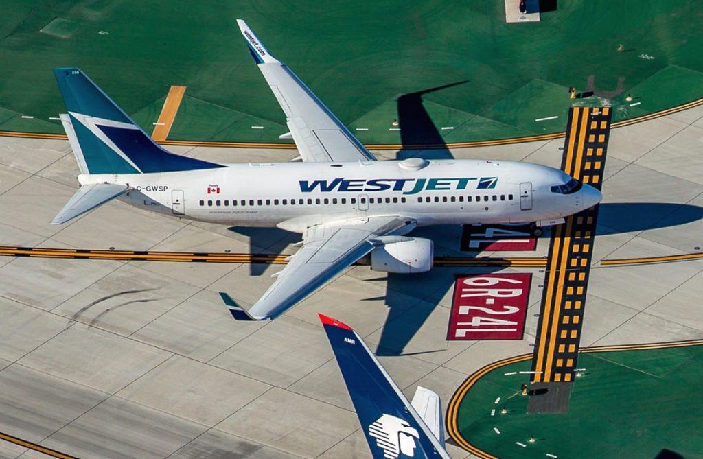 B737 Westjet