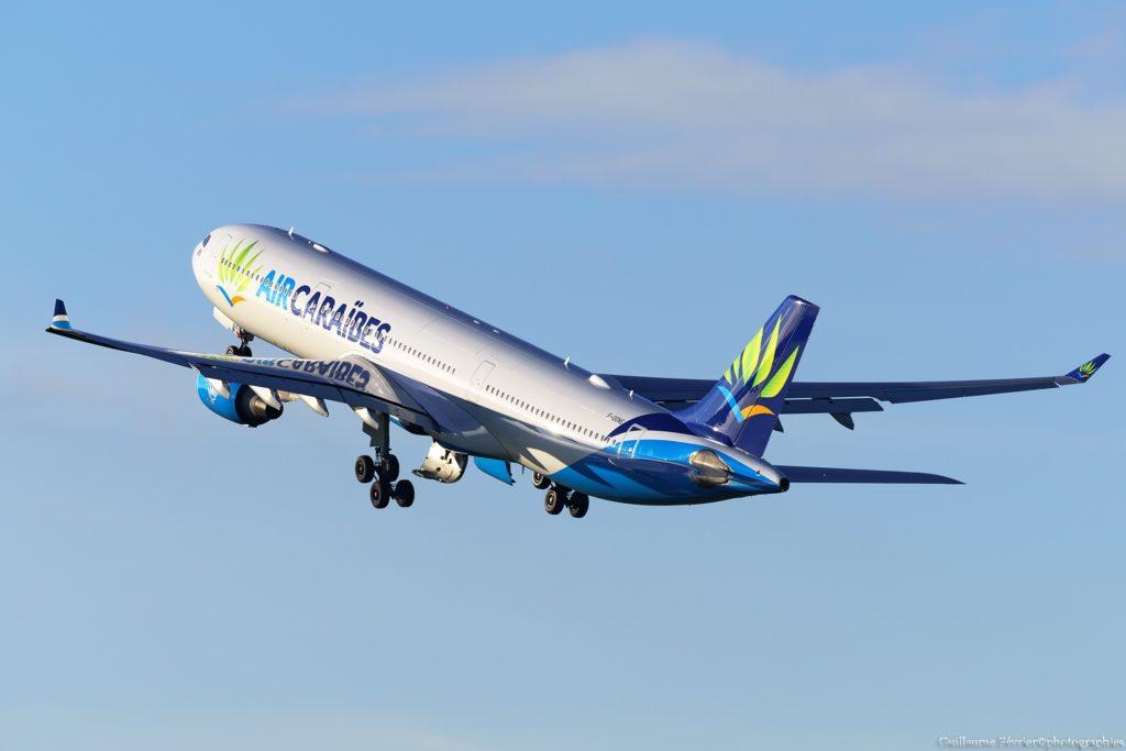 F-OONE A330-300 AIR CARAIBES