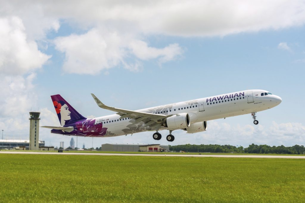 A321neo Hawaiian Airlines