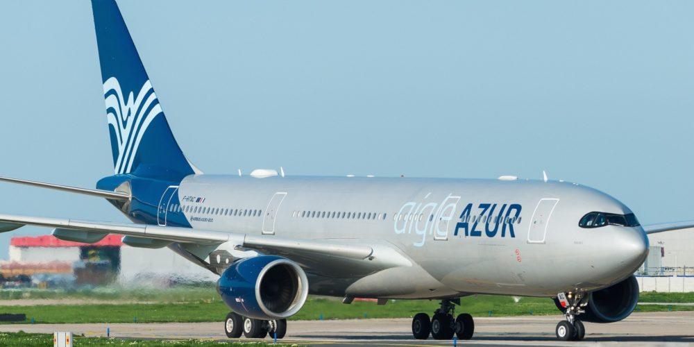 Airbus A330-223 Aigle Azur F-HTAC