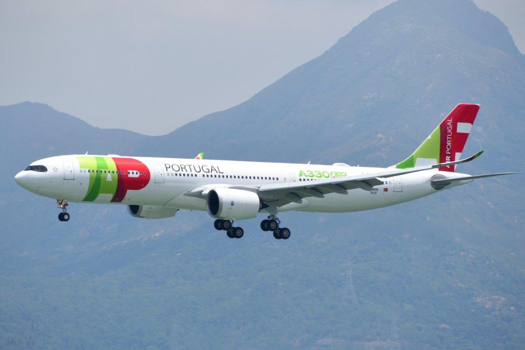 1er A330neo TAP Air Portugal - MSN1819