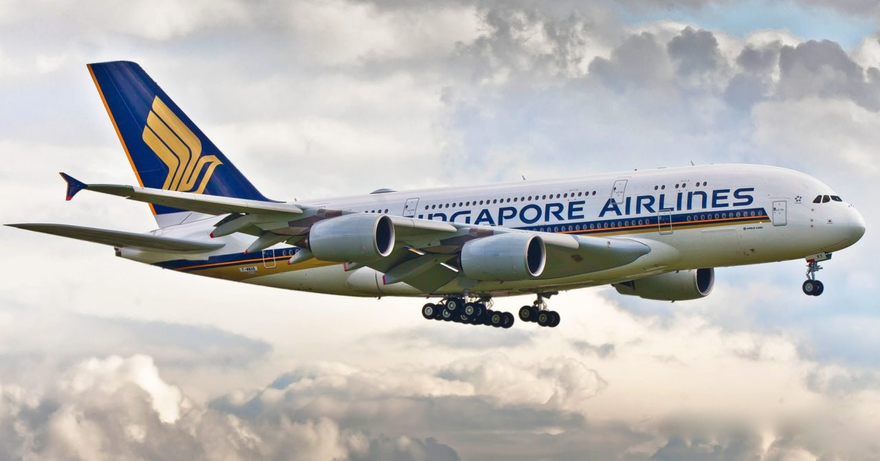AIRBUS A380-841 Singapore Airlines (MSN 253)