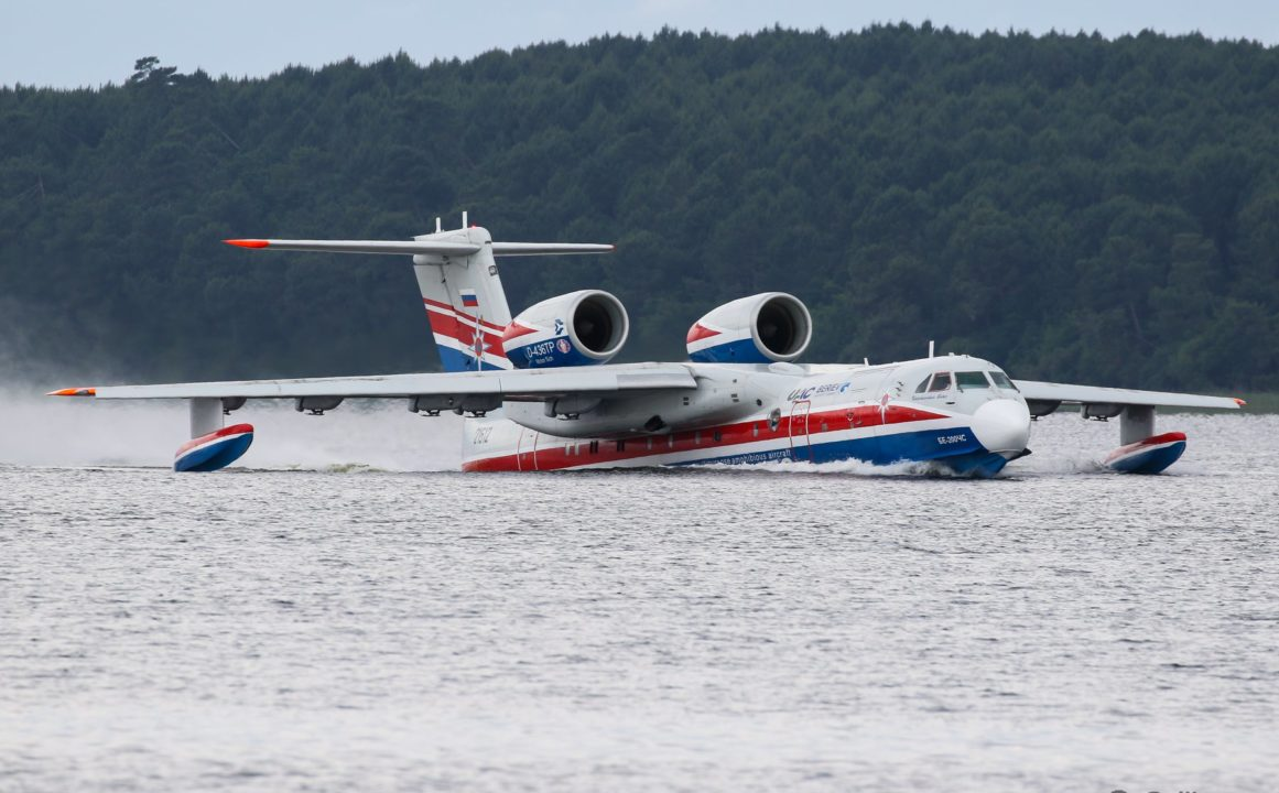Beriev BE-200 ES / RA-21512