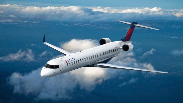 Bombardier CRJ900 Delta Air Lines