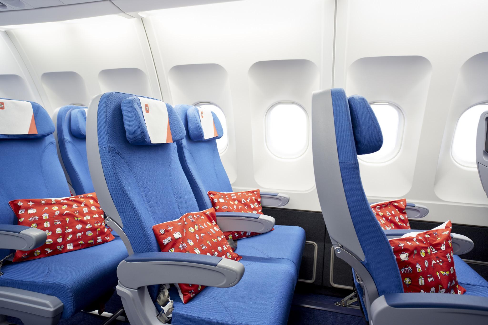 A330-300 Classe Economy