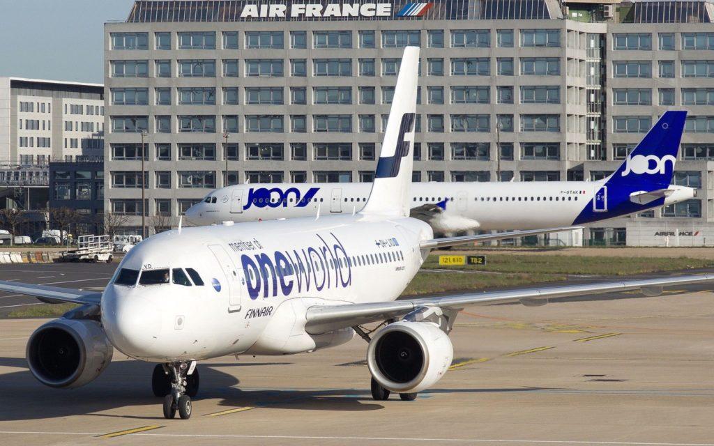 OH-LVD Finnair Airbus A319-100 msn 1352