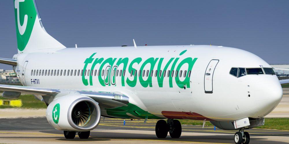 Boeing 737 Transavia France F-HTVI
