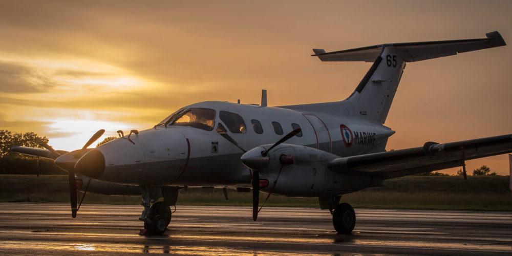 Embraer EMB-121 Xingu Armée de l'Air