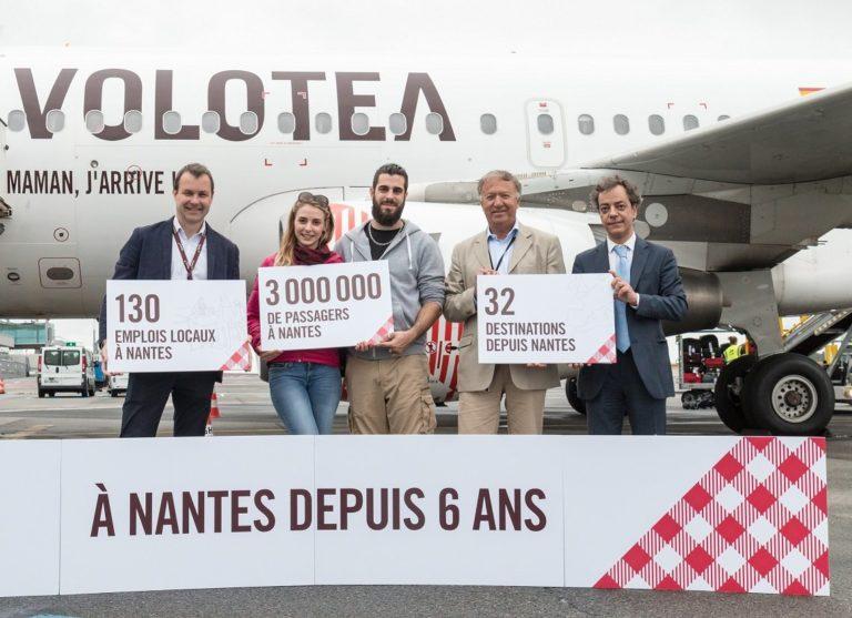 Volotea Nantes