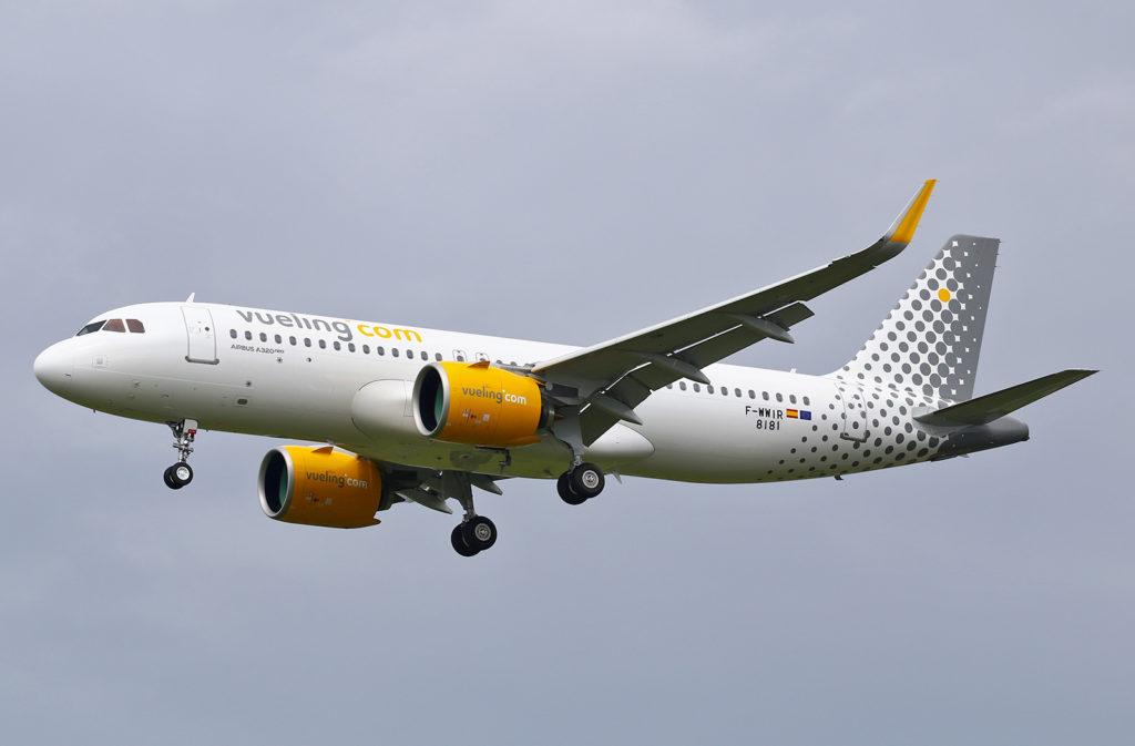 A320neo Vueling - MSN 8181 / F-WWIR