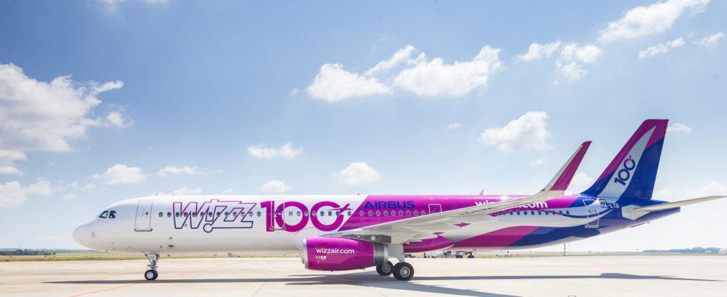 Airbus A321 Wizz Air [HA-LTD]