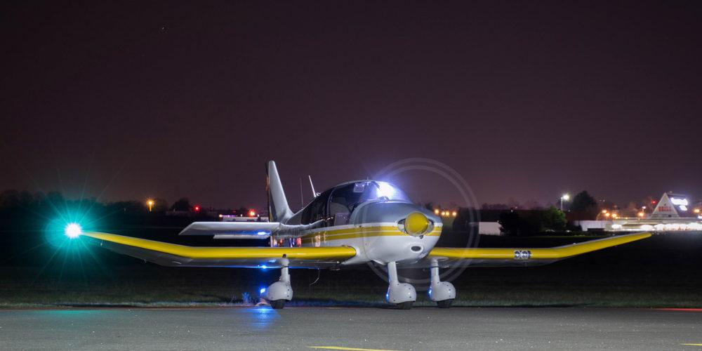 DR-400 Robin Aircarft