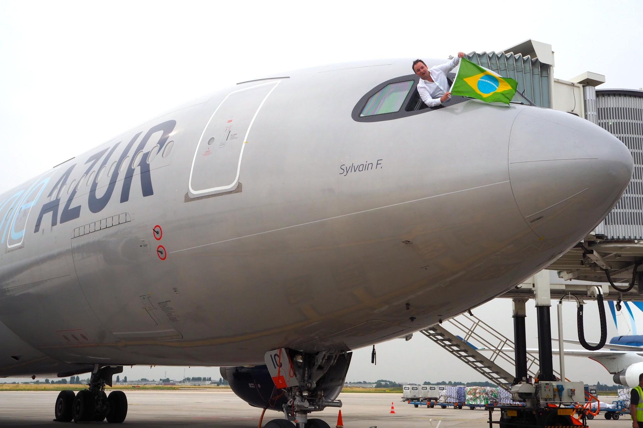 Airbus A330 Aigle Azur - MSN 493 - F-HTIC