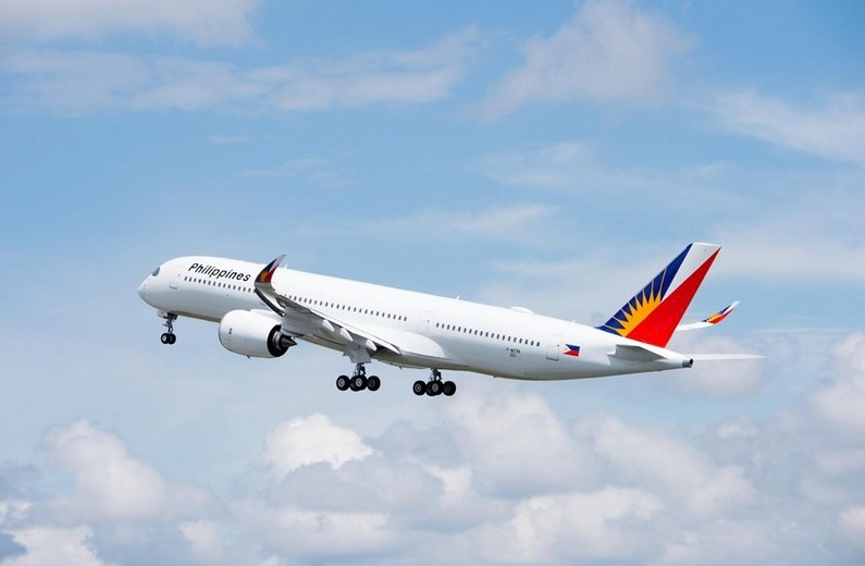 Philippines Airlines A350-900 F-WZNZ / MSN228 / RP-C3503