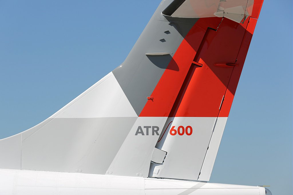 ATR empennage vertical